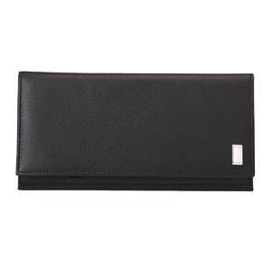 【期間限定ポイント5倍】ダンヒル 財布 dunhill QD1010 SIDECAR BLACK ブラック