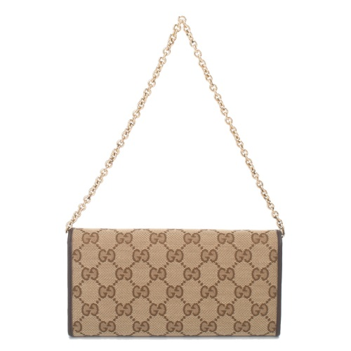 GUCCI Gucci wallet 269541 FAFXG 9643 GG canvas