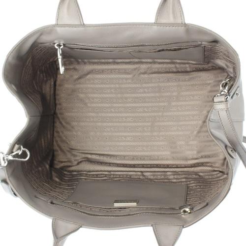 普拉达 (prada) 普拉达手提包袋 1BG001 软小牛高岭土