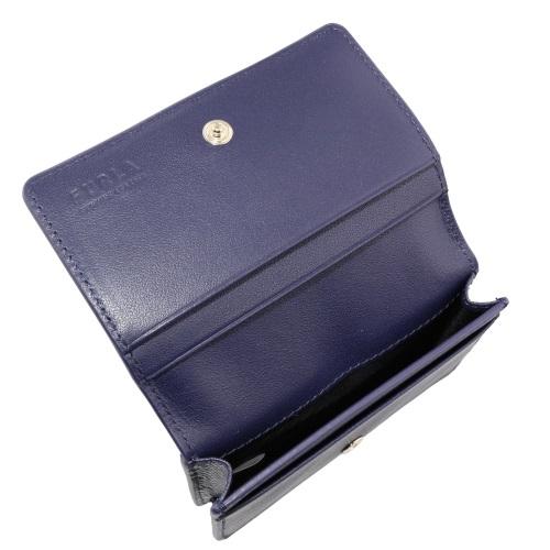 フルラ FURLA カードケース レディース 1927 S ネイビー 1056423 PDA3 07A OCEANO hn0wOv8Nym