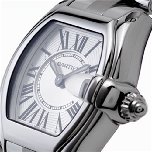Cartier Cartier W62016V3 roadster SM silver Lady's