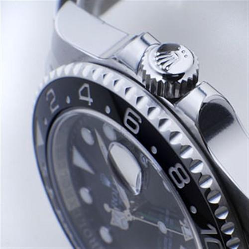 ROLEX Rolex GMT master 2 116710LN black men