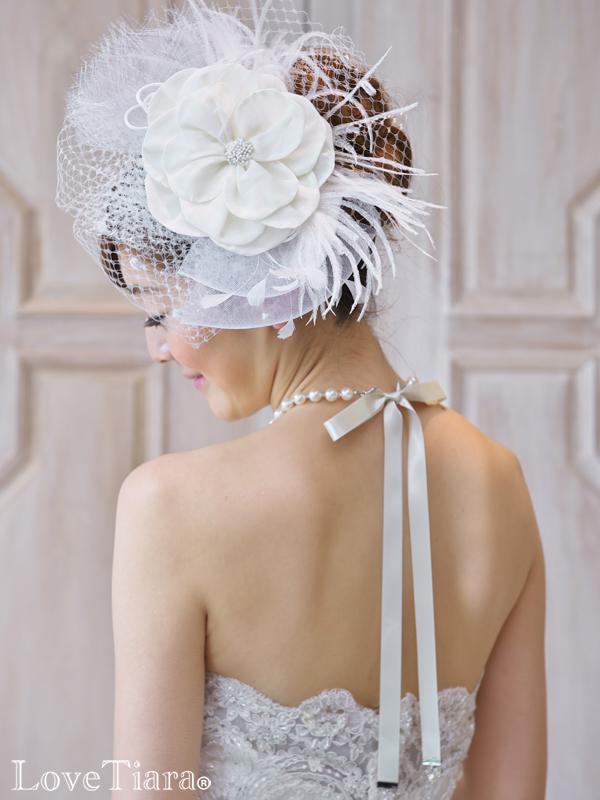 【50%OFF】ハニーリボン チョーカー & イヤリング / ピアス セット   スワロフスキー スワロフスキースワロフスキーパール ウエディング ブライダル 花嫁 結婚式 ブライダルアクセサリー 海外挙式 2次会 パーティー お呼ばれ 日本製 リボン ネックレス