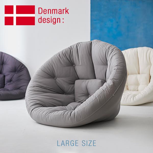 ヨーロッパ デザイナー スタイリッシュ 2WAY 1人掛けソファ 北欧テイスト ソファ 北欧家具 フロアソファー 1人用 1pソファ sofa 座椅子 ラージ