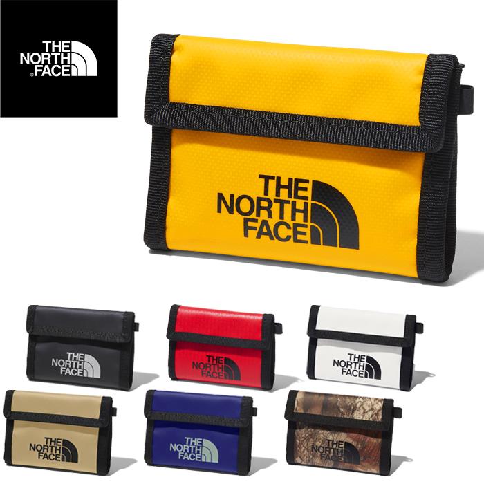 2021年春夏 摩耗強度と耐水性に優れるTPEファブリックラミネート素材を使用した ベースキャンプシリーズのコイン財布 THE NORTH FACE ザ ノースフェイス NM82081