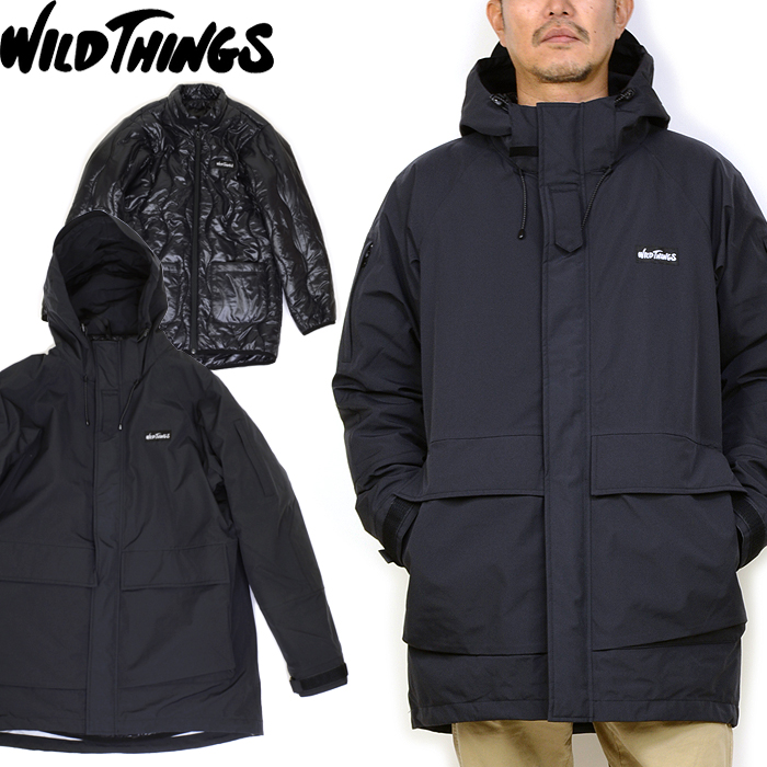 【SALE】WILD THINGS ワイルドシングス WT18102N