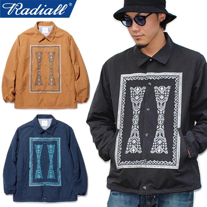 【SALE】RADIALL ラディアル RAD-18AW-JK009