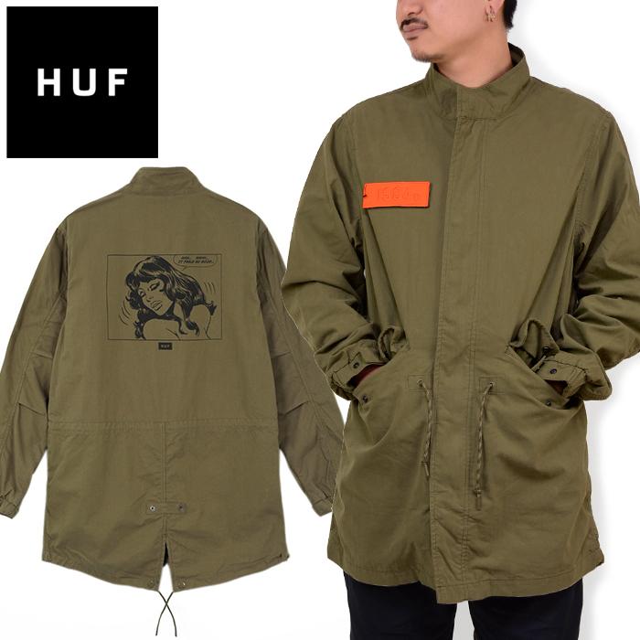 HUF ハフ JK00154FA19