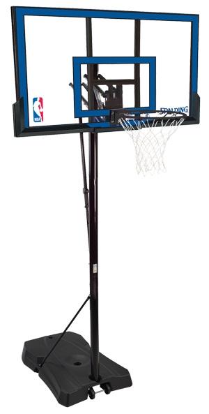 【バスケットゴールご購入者全員にバスケットボールをプレゼント】SPALDING(スポルディング) バスケットゴール バスケットゴール ゲームタイム 73655CN【送料無料】【代引き不可】