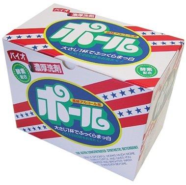 【送料無料】洗剤 ポール 4kg×4個セット【最安値に挑戦】