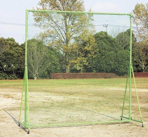 【送料無料】【代引不可】赤羽根工業 防球フェンス(車付)33 3×3×1.78m B-82【最安値に挑戦】