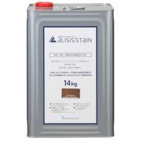 【同梱・代引き不可】木材保護塗料 (水性)アリシスステイン14kg