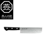 燕人の匠 霞流し 菜切包丁165mm ETK-1501