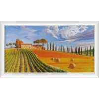 ART FRAMES アドリアーノ ガラッソー コリーヌ トスカーナ AG-20001