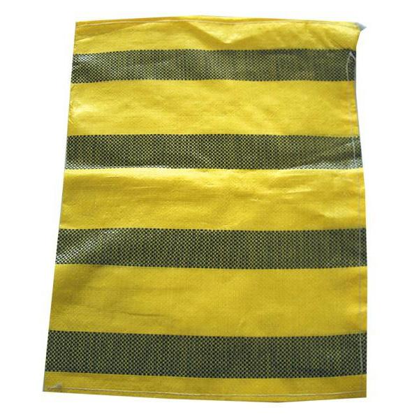 【同梱・代引き不可】萩原工業 トラ土のう 48cm×62cm 200袋セット