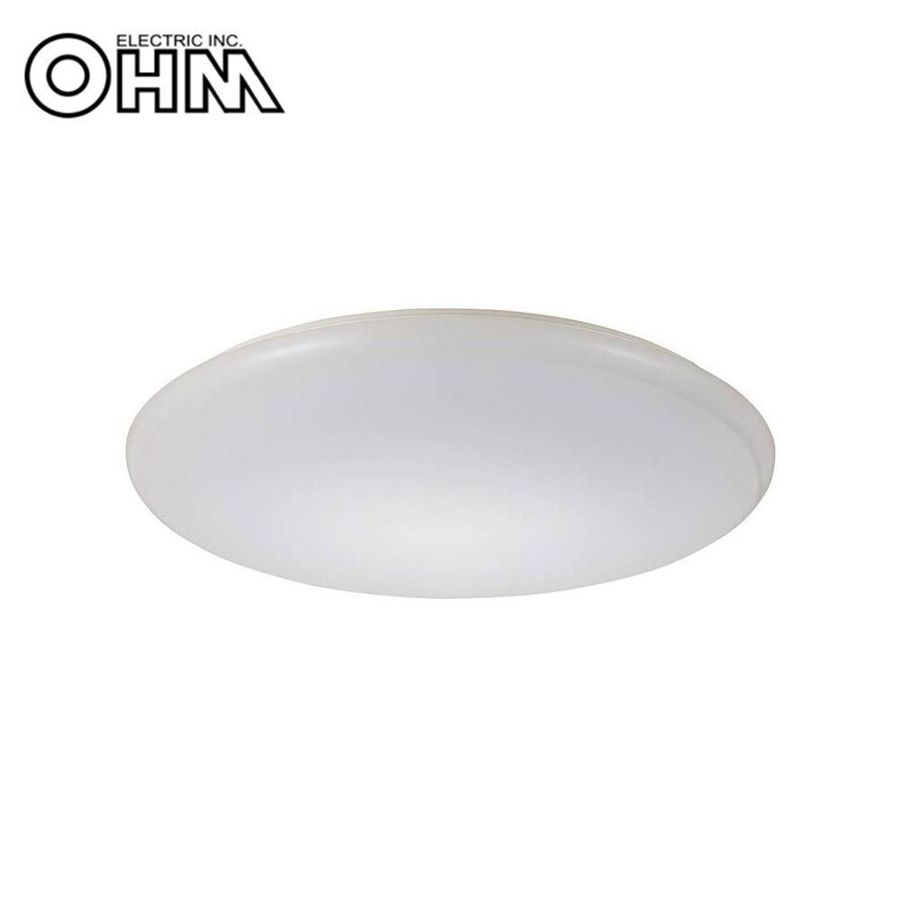 オーム電機 OHM LEDシーリングライト 調光 12畳用 LE-Y60DAG-W1