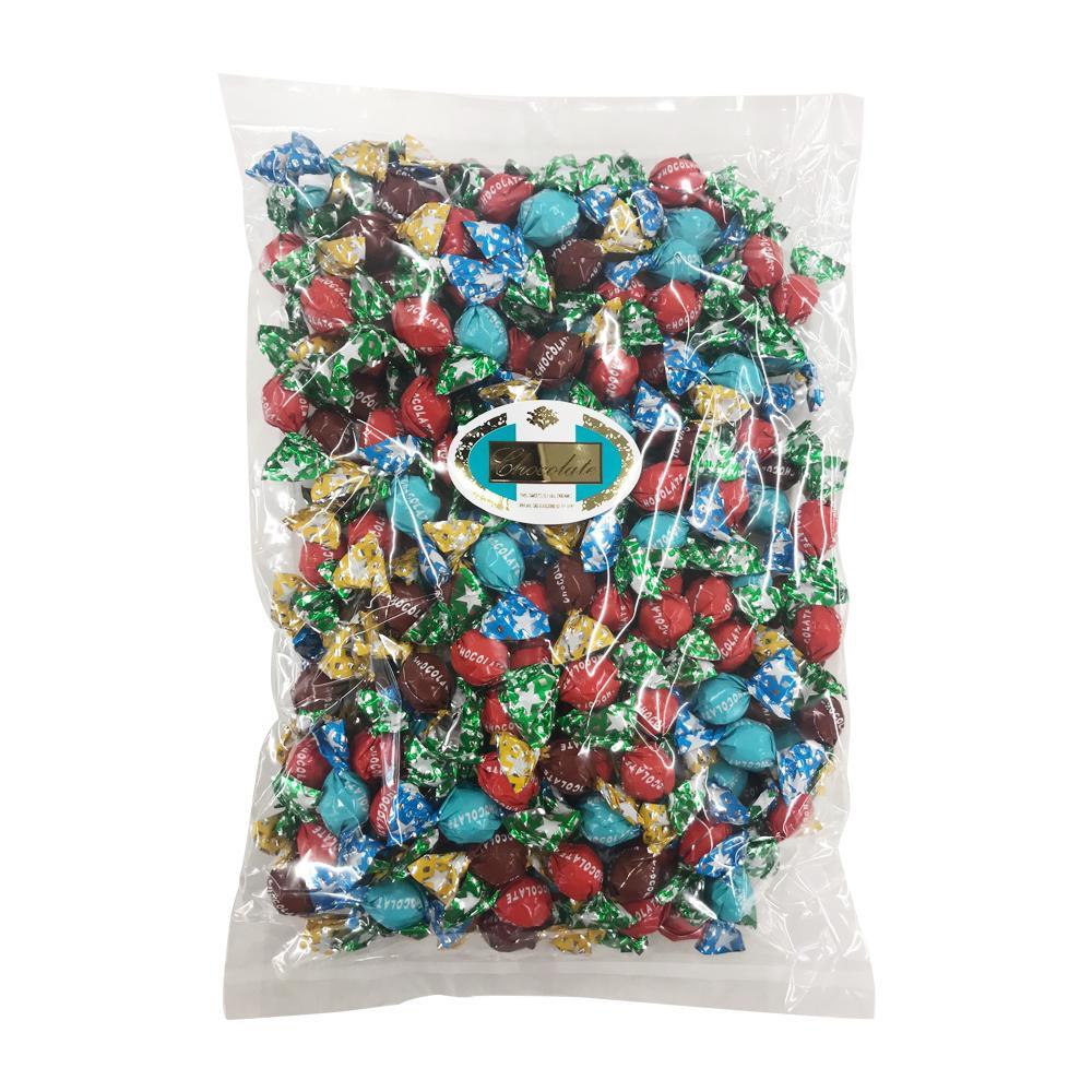 つい食べたくなる小粒のチョコ 同梱 ☆最安値に挑戦 代引き不可 希望者のみラッピング無料 マルルンマンチョコ B-12 435g×12袋
