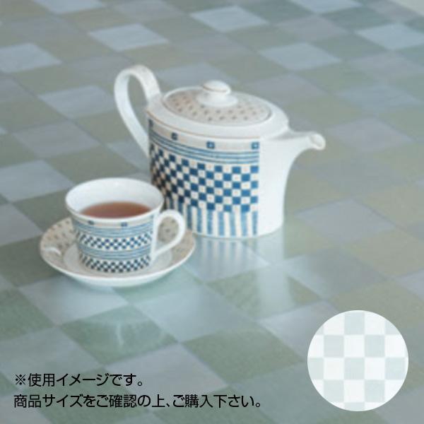【同梱代引き不可】富双合成 テーブルクロス デザインクリスタル透明 約130cm幅×30m巻 DCR0213