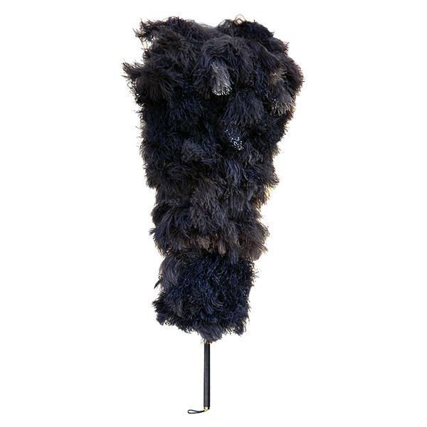【同梱・代引き不可】 石塚羽毛 日本製 オーストリッチ毛ばたき 1300mm D400