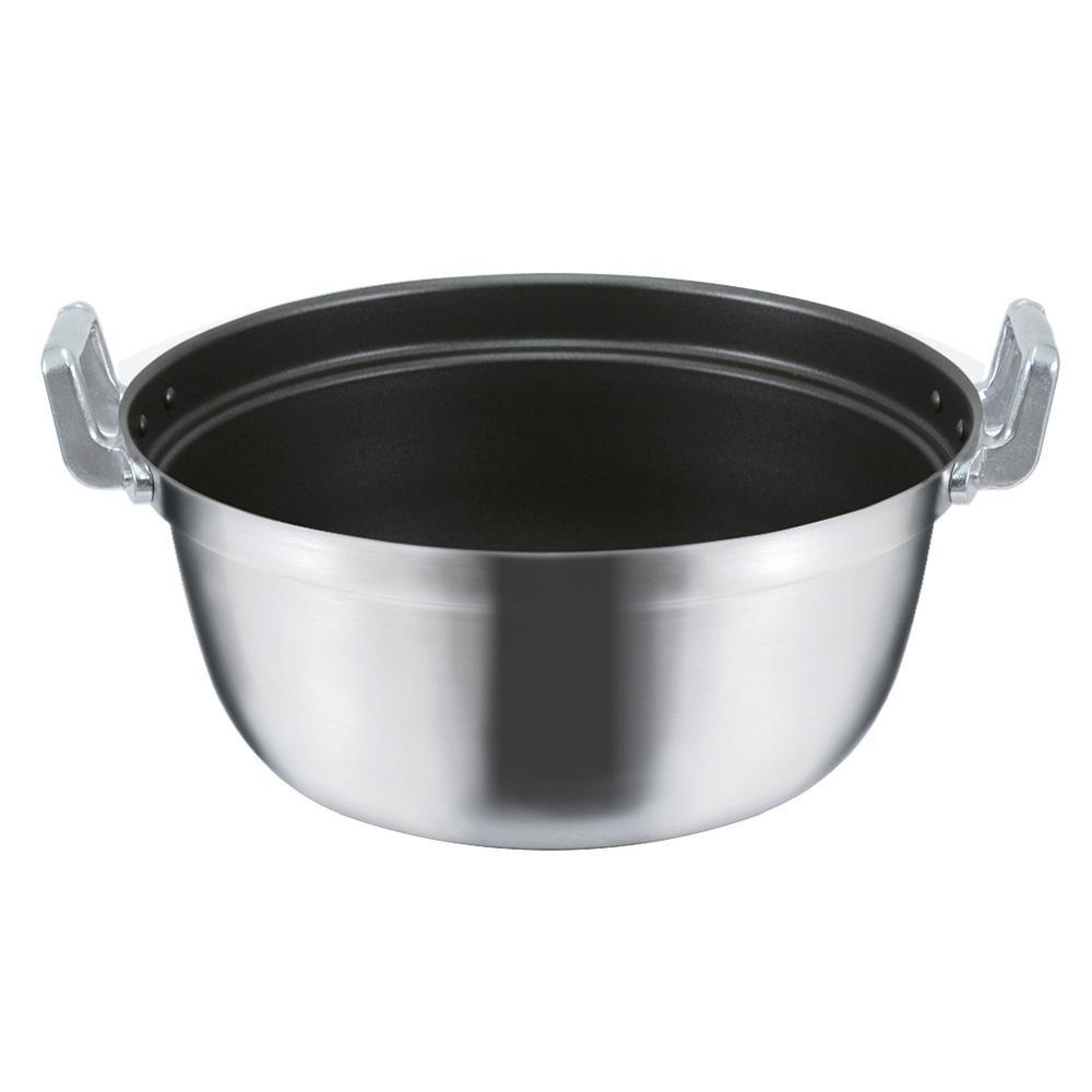EBM モリブデンジIIプラス 料理鍋 27cm ノンスティック加工 8695110