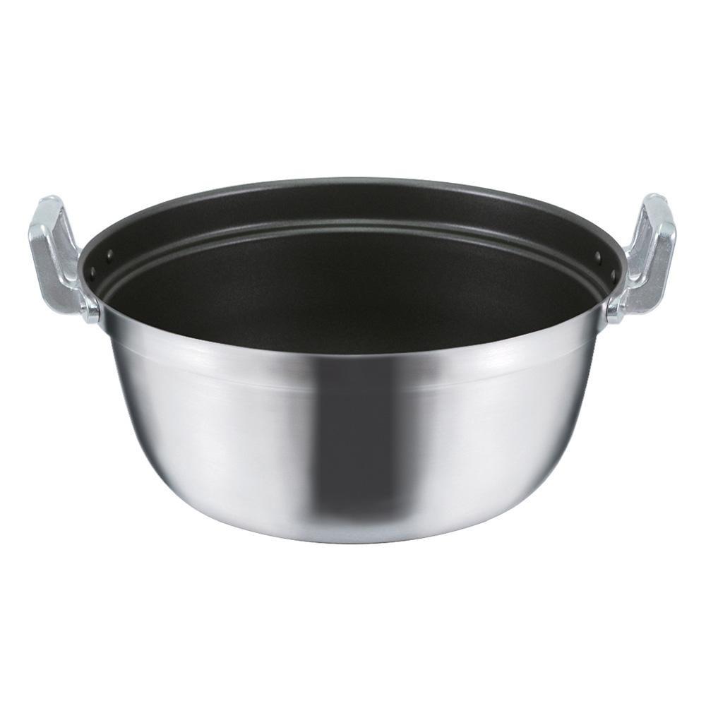 EBM モリブデンジIIプラス 料理鍋 33cm ノンスティック加工 8695310