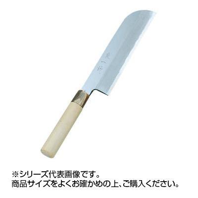 東一誠 鎌型薄刃包丁 225mm 001045-004