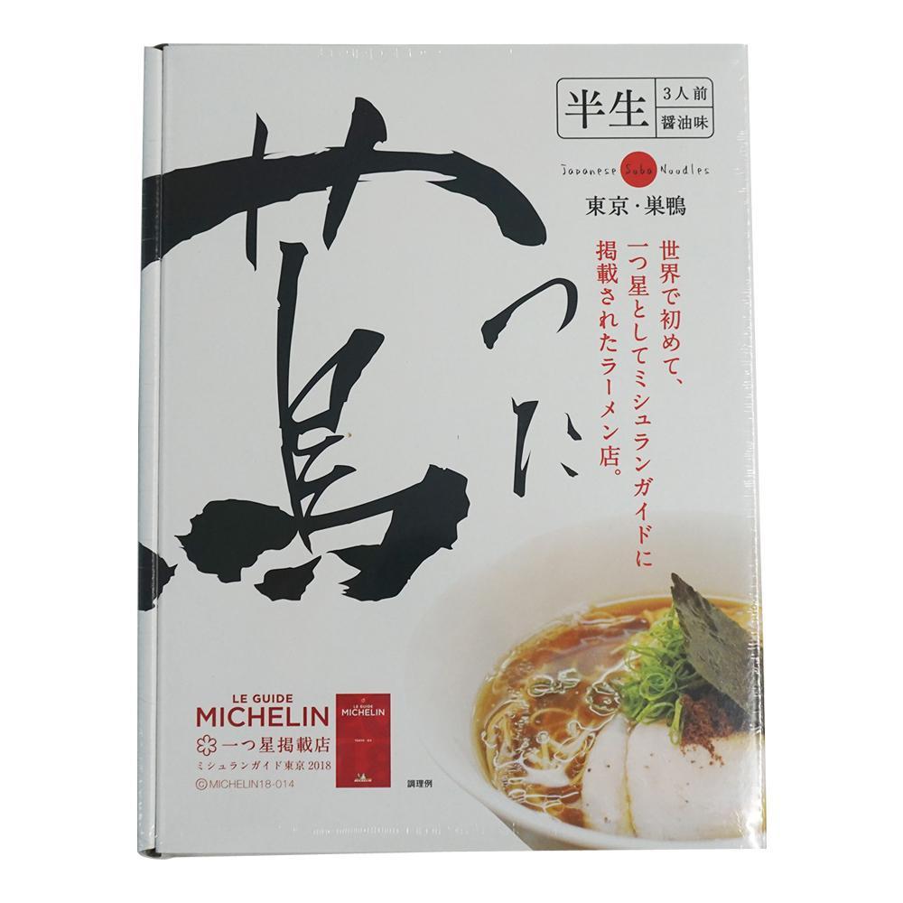 【同梱代引き不可】銘店シリーズ 箱入 Japanese Soba Noodles蔦 3人前 20箱セット