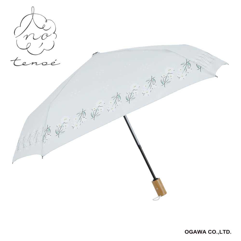 折りたたみ傘 自動開閉式 50cm 可憐なあのコ 92068 TEN-50WJ-5
