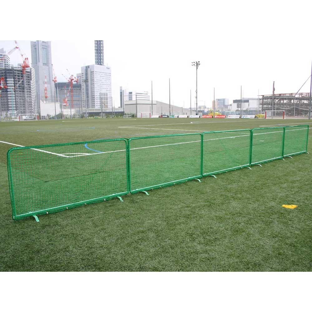 【同梱代引き不可】外野フェンス(テニスフェンス兼用) B-753