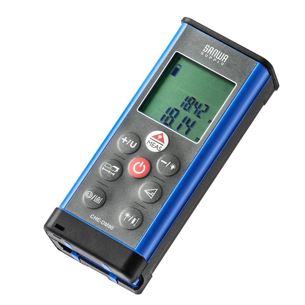 レーザー距離計 CHE-DM80