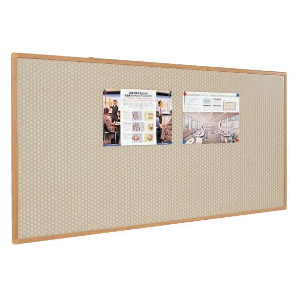 【同梱・代引き不可】WHM-1809 エムピン掲示板(1800×900)