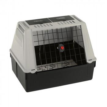 ファープラスト アトラスカー 80 犬・猫用キャリー グレー 73080021