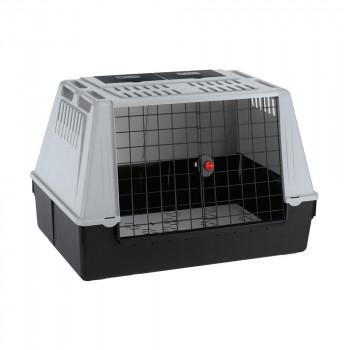 ファープラスト アトラスカー 100 犬・猫用キャリー グレー 73100021