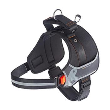 ファープラスト ヘラクレス 犬用ハーネス L ブラック 75468417