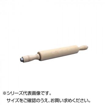 【同梱代引き不可】 雅漆工芸 ローラー麺棒 ミズメ材 φ60×300L 5-36-15