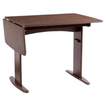 ファッションなデザイン 【同梱き】 伸縮式ダイニングテーブル バターII90 WAL, パーツビレッジハーテン 157d2188