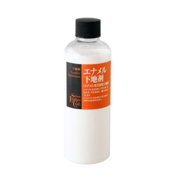 エナメル光沢剤の下塗り剤 誠和 SEIWA エナメル下地剤 全国どこでも送料無料 超激安 レザークラフト 250ml