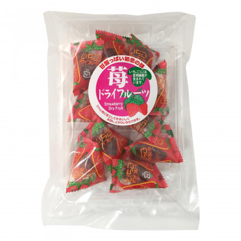【同梱・代引き不可】 タクマ食品 苺ドライフルーツ 12×5個入