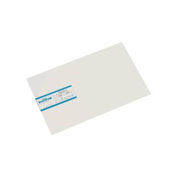 加工などに使えるプラスチック板 EB233-5 エンビ板 国内正規総代理店アイテム <セール&特集> 783390 3×200×300mm 白