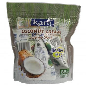 限定品 ココナッツからとれるデイリーフリーのなめらかなクリーム カラ ココナッツクリーム 65ml×3P 483 メイルオーダー 12セット