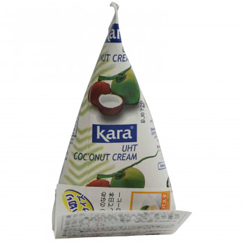 ココナッツからとれるデイリーフリーのなめらかなクリーム カラ 期間限定今なら送料無料 ココナッツクリーム 65ml 36個セット 484 奉呈