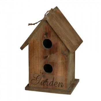 小鳥が集まるお庭づくりに最適 同梱 代引き不可 出荷 感謝価格 82379 バードハウス