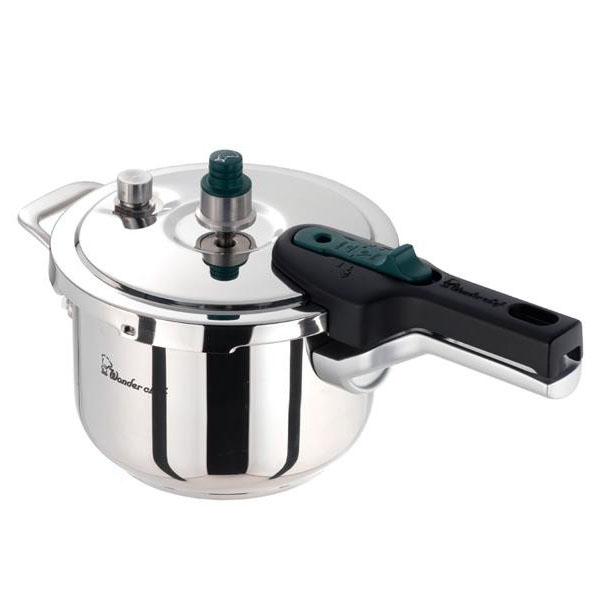 【同梱・代引き不可】 ワンダーシェフPro 業務用圧力鍋3.0L 630131