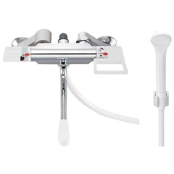 三栄水栓 SANEI COULE BATHROOM サーモシャワー混合栓 SK1813D-13