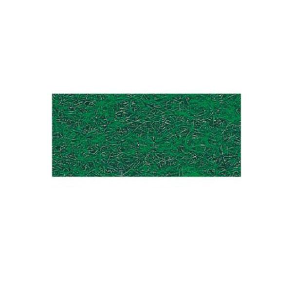 【同梱・代引き不可】ワタナベ パンチカーペット ロールタイプ クリアーパンチフォーム Sサイズ(91cm×20m乱) CPF-103・グリーン(ラバー付)