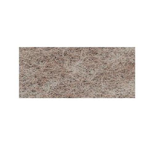 【同梱・代引き不可】ワタナベ パンチカーペット ロールタイプ クリアーパンチフォーム Sサイズ(91cm×20m乱) CPF-106・ベージュ(ラバー付)