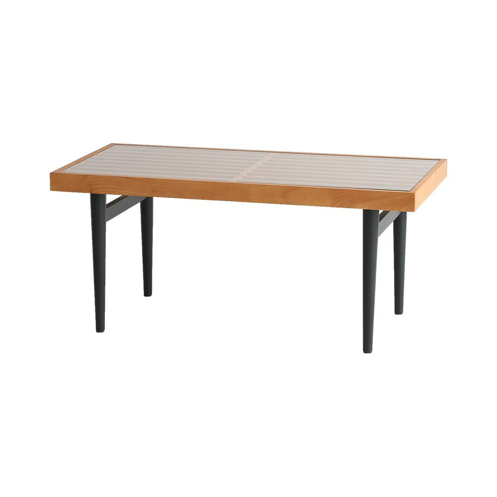 【同梱・代引き不可】Grate Table ローテーブル T-3204LBR