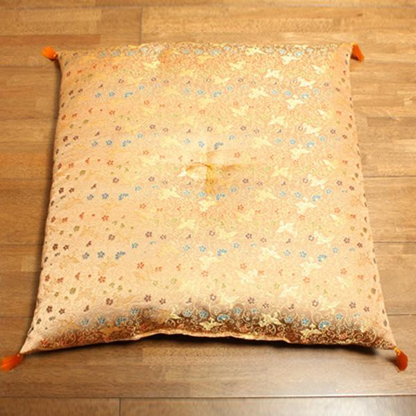 金襴御前(仏前)座布団 『春日』 約68×70cm 3103559