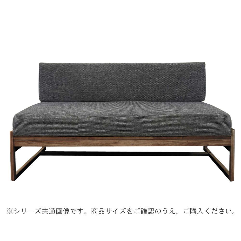 【同梱代引き不可】こたつテーブル用 LDビートル ソファ ブラウン 125 Q127