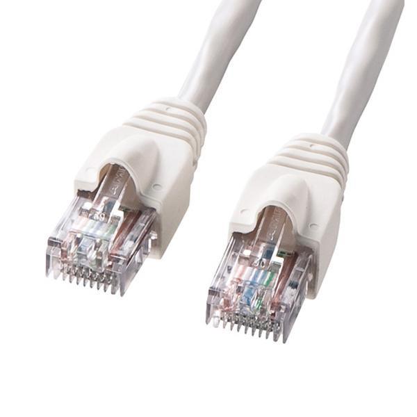 サンワサプライ UTPエンハンスドカテゴリ5ハイグレード単線ケーブル 90m KB-10T5-90N